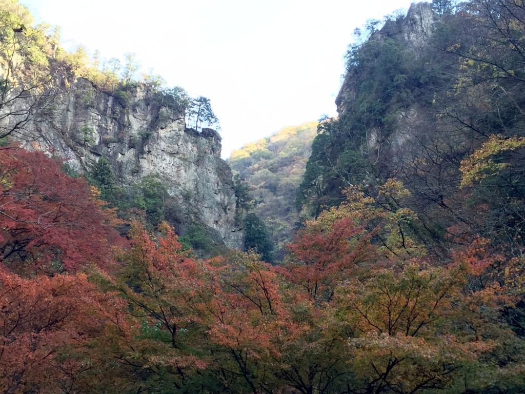 神戸岩正面